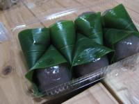 バースデーケーキならぬ、和菓子でお祝い