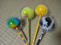 韓国製のボールペンです