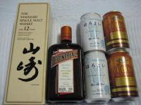 父のプレゼント「山崎」、あとは自分用酒