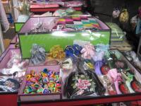 クァンジャン市場の刺繍のお店に行きました