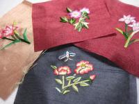 ソウルで買った刺繍パーツいろいろ