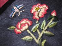 多分手縫いの刺繍パーツ