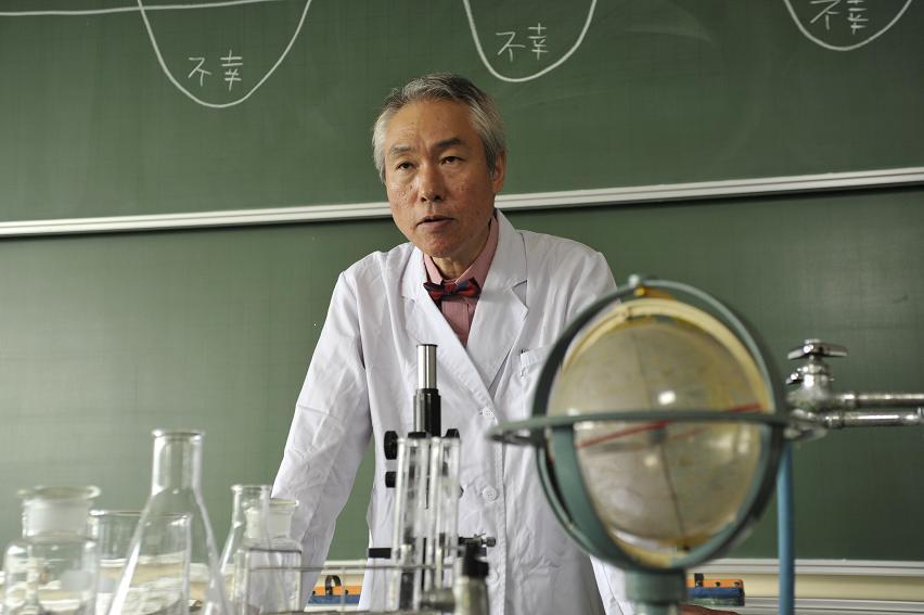 博士(モロ師岡さん)
