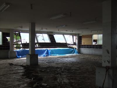 東北地方太平洋沖地震101日目