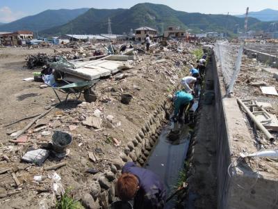 東北地方太平洋沖地震100日目