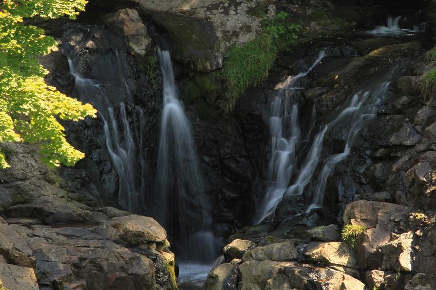不動の滝2011-1