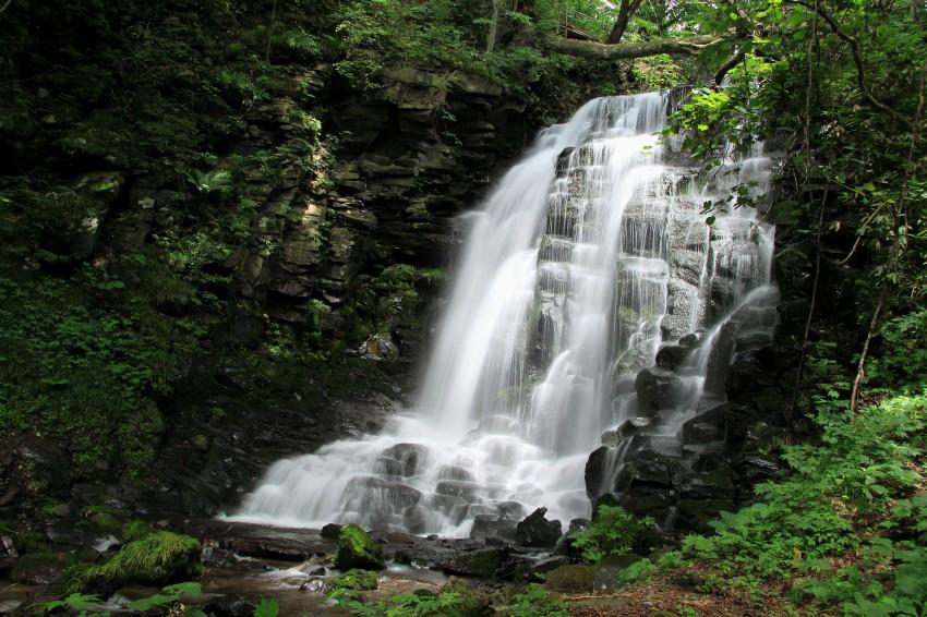 錦見の滝1