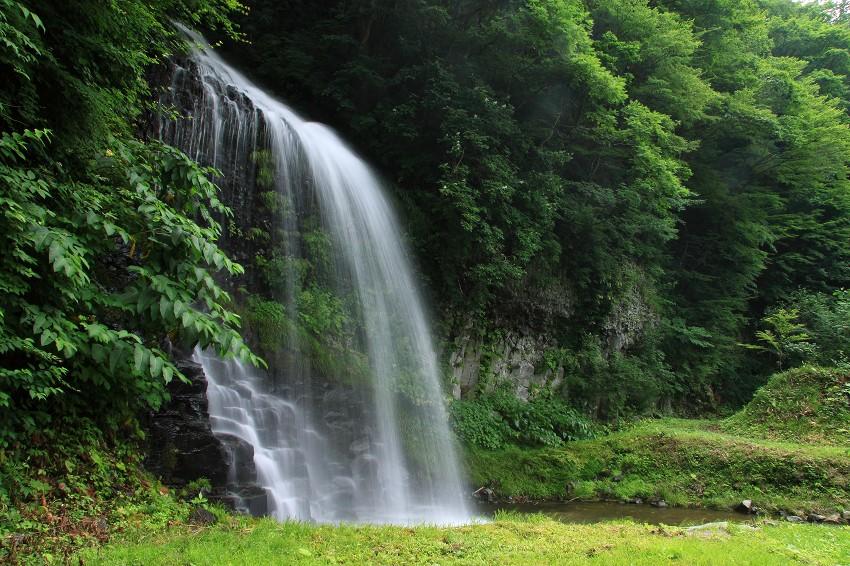 湯の又の滝1