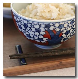 発芽玄米混ぜ