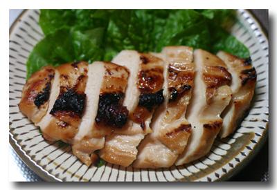 鶏のむね肉