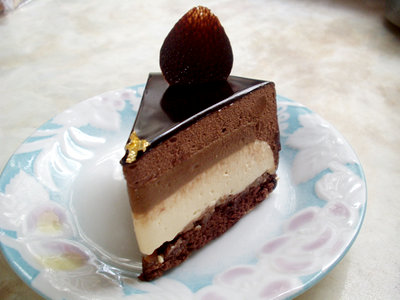 【ケーキ】オークウッド「チコマ」