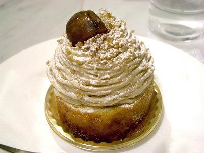 【ケーキ】ラヴィデュース「モンブラン」