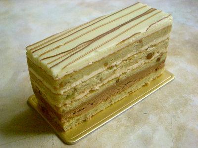 【ケーキ】パティスリー・ドゥ・シェフ・フジウ「イスタンブール」