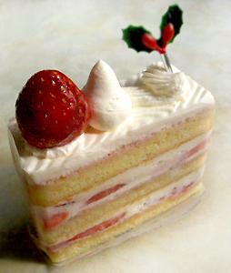 【ケーキ】ル・ジャルダンブルー「フレジエ」02