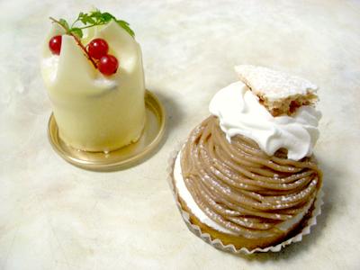 【ケーキ】ピュイサンス_101226
