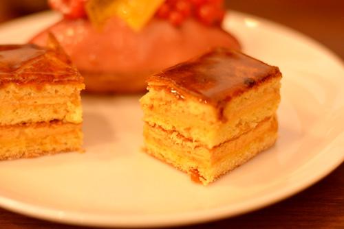 【ケーキ】ジュンウジタ「オランジュ キャラメル」03