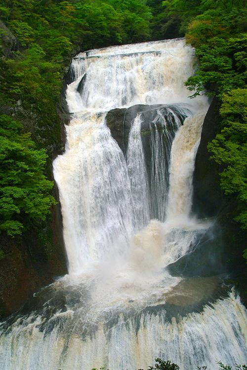 DSCF2081袋田の滝 3