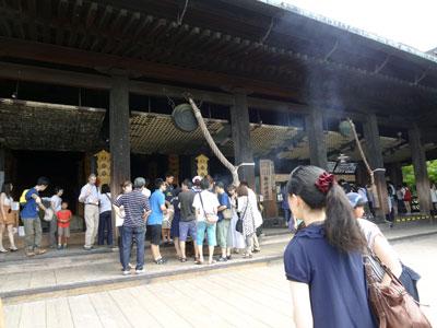 DSC00953清水寺おまいり
