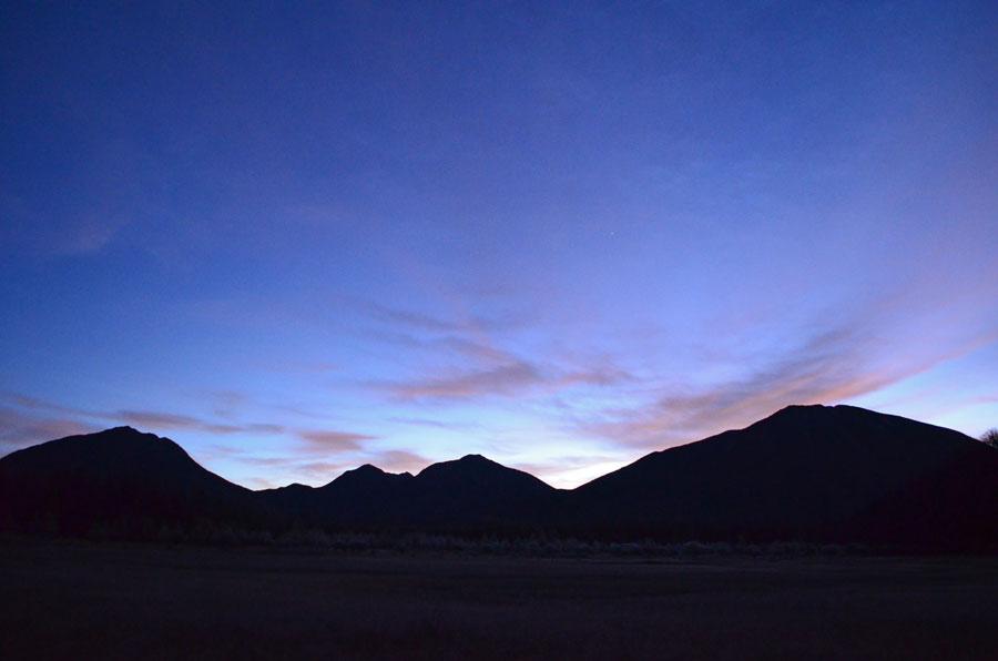 DSC_0409朝陽が昇る前の空