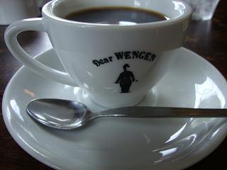 ウェンゲンコーヒー