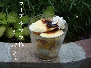 マーブルママ手作りアイス
