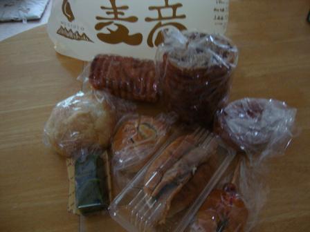 麦音のパン