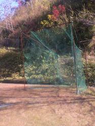 ゴルフの練習ネット2010111812260002