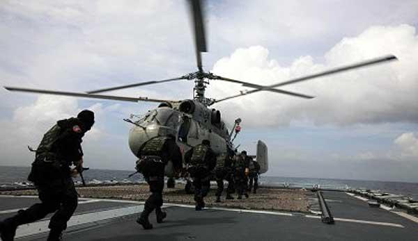 海上軍事力の強化もくろむ中国、無人船の開発・製造に力 ...