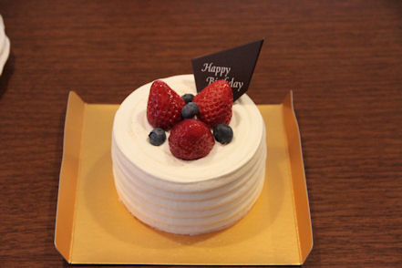 Happy Birthday to me ♪