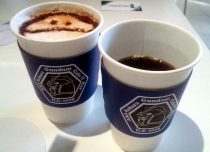 ジャブローコーヒーとハロラテ