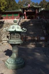 久能山東照宮へ