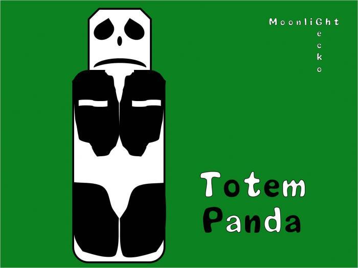 Totem Panda