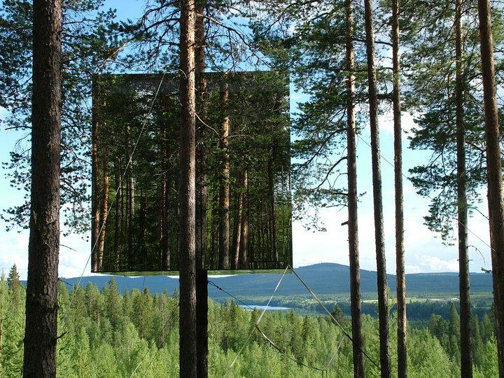 Treehotel_Mirror_Cube_03