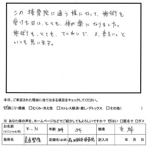 口コミ評判62