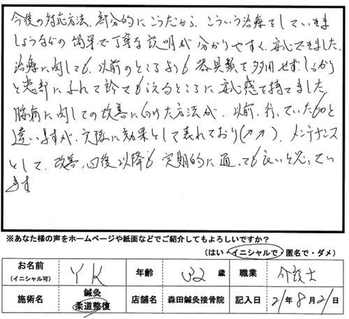 口コミ評判71