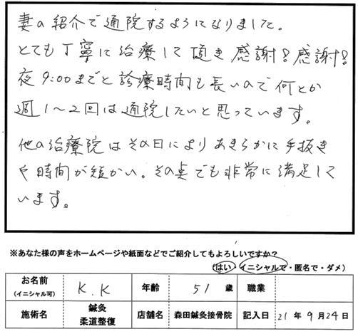 口コミ評判81