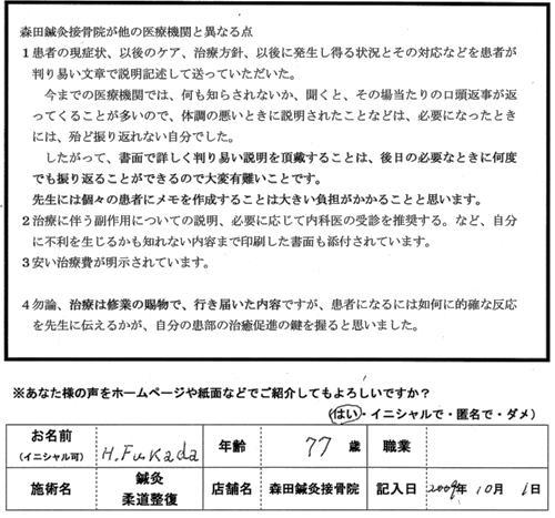 口コミ評判86