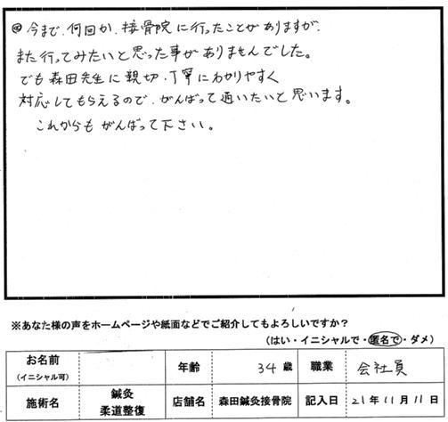 口コミ評判98