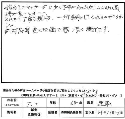 口コミ評判107