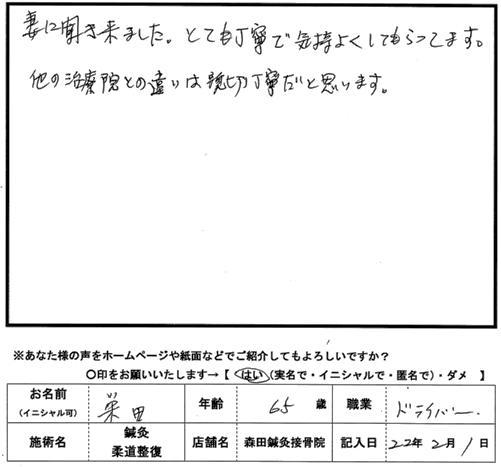 口コミ評判129