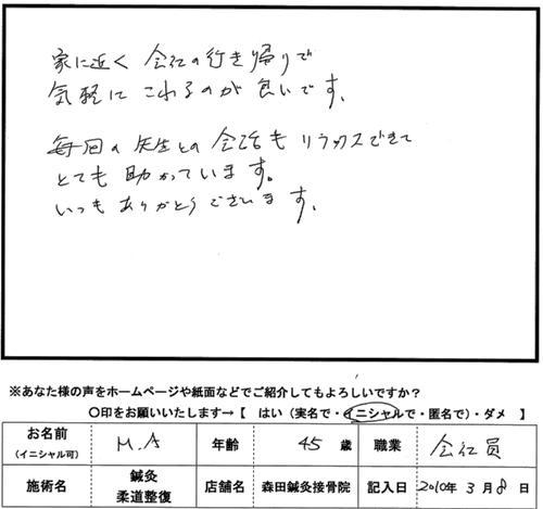 口コミ評判140