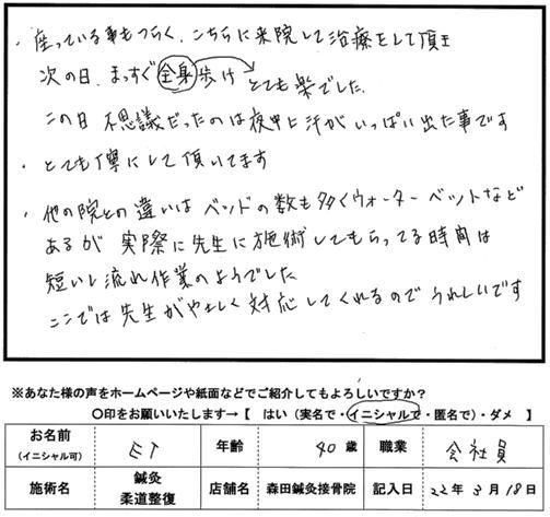 口コミ評判143