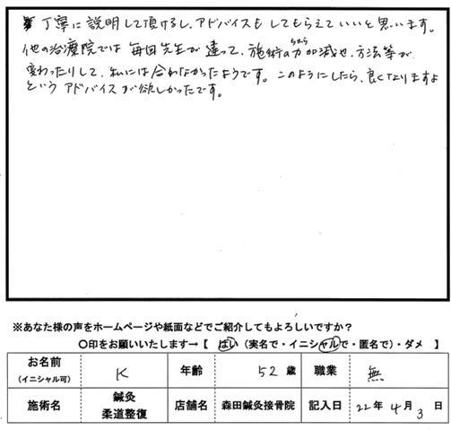 口コミ評判148