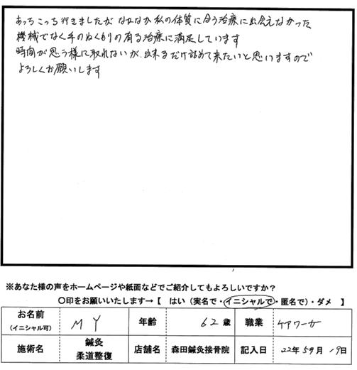 口コミ評判162