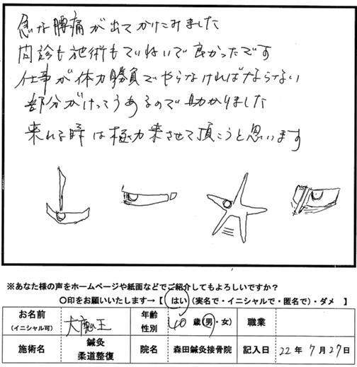 口コミ評判196