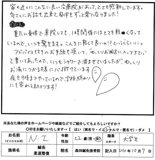 口コミ評判213