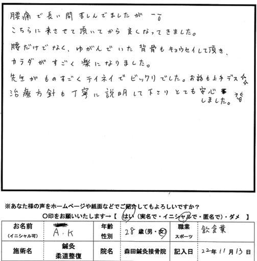 口コミ評判216