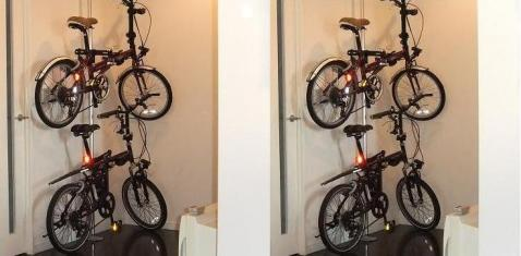 自転車(平行法)