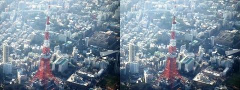 東京タワー11.02.26(平行法)