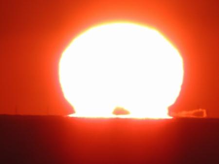 N3719夕陽